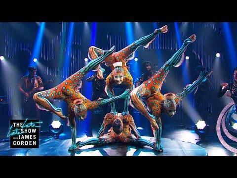 Cirque Du Soleil: Kurios