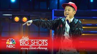 "Little Big Shots - Ty Sings Stevie Wonder's ""Superstition"" (Episode Highlight)"
