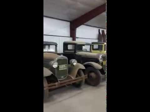 Boxdorfer Family Antique Auto Collection Auction