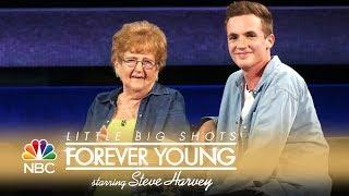Little Big Shots: Forever Young - Grandma and Grandson YouTube Stars (Episode Highlight)