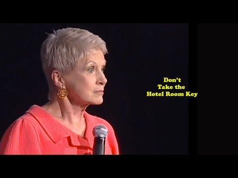 Jeanne Robertson | Don't Take The Hotel Room Key