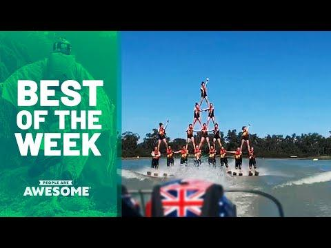 Flying on Bikes & More Video | Best of the Week