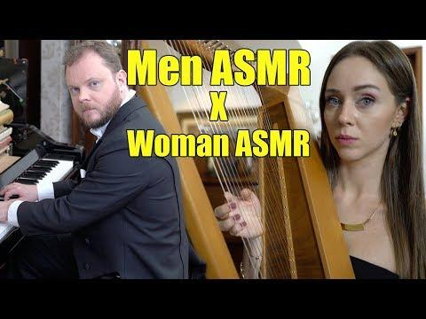 Can You Hear The Difference Between a Men Doing ASMR and a Woman?