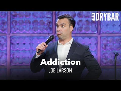 Cell Phone Addiction Is More Dangerous Than You Think Video. Comedian Joe Larson