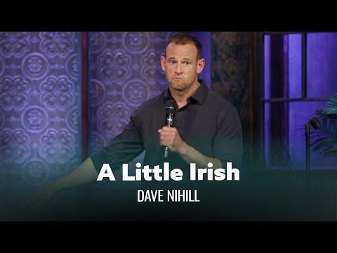 Everyone Is A Little Bit Irish. Dave Nihill #Video