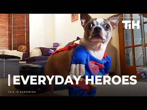 Unexpected Everyday Heroes Video