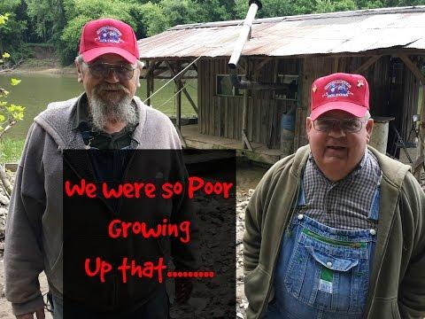 We Were So Poor Growing Up That...