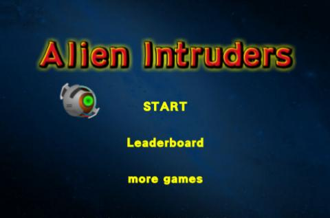 Free Game:Alien Intruders