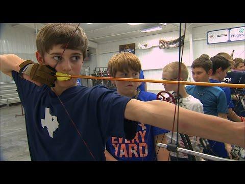 Archery Team (Texas Country Reporter)