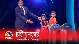 Little Big Shots - Kid Calculators (Episode Highlight)