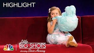Little Big Shots - She's Crazy for Cotton Candy! (Episode Highlight)