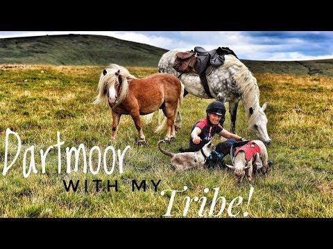 A Moorland Adventure with my Mixed Tribe! Emma Massingale