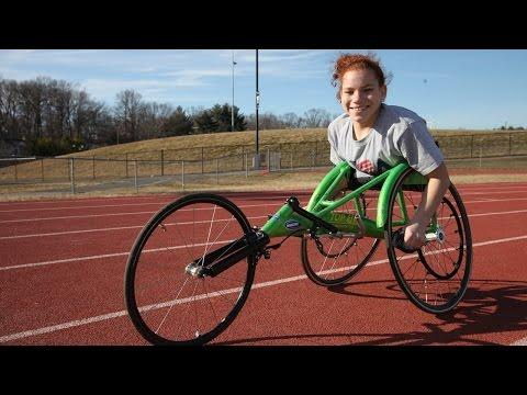 Double Amputee Teen Sets Sights On Rio Paralympics
