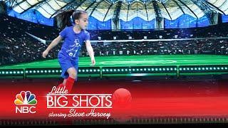 Little Big Shots - Little Soccer Sensation (Episode Highlight)