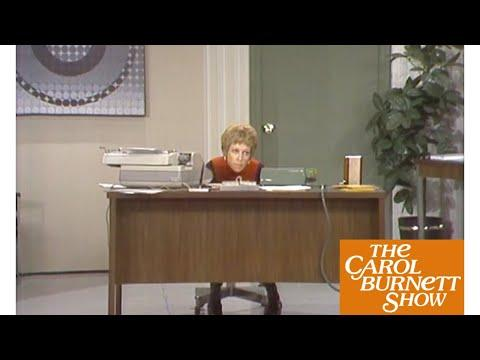 Carol & Sis: Temp Secretary from The Carol Burnett Show #Video