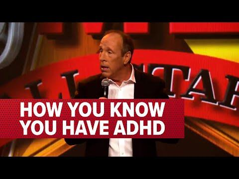 How You Know You Have ADHD   Jeff Allen #Video