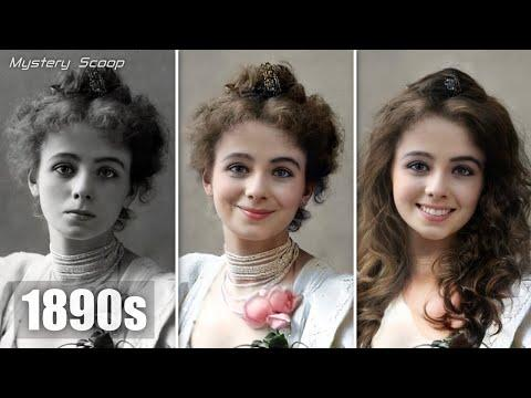 Maude Adams   Making Historical Figures Smile (Plus More) Using AI Technology Video