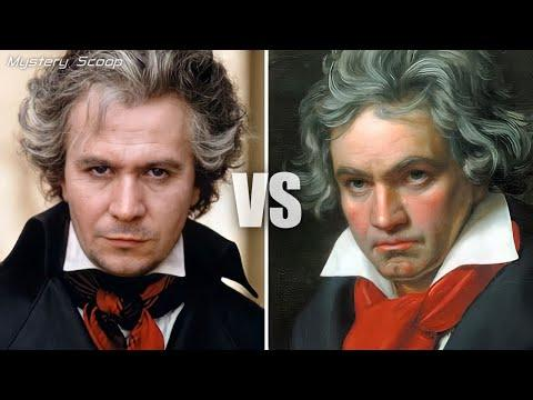 Actors vs Real Life Characters in Biopic Movies (Side-By-Side) #Video