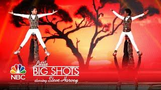 Little Big Shots - The Kiriku Brothers (Episode Highlight)