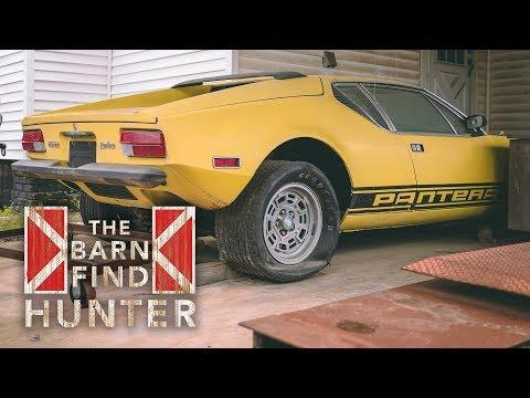 R-Code Ford Galaxie 500, De Tomaso Pantera and MORE! | Barn Find Hunter - Ep. 49