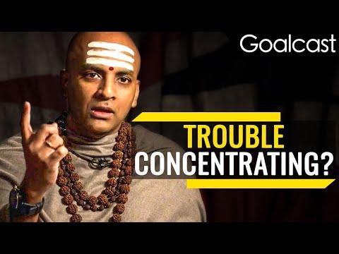 How To Focus Like a Monk | Dandapani Speech | Goalcast