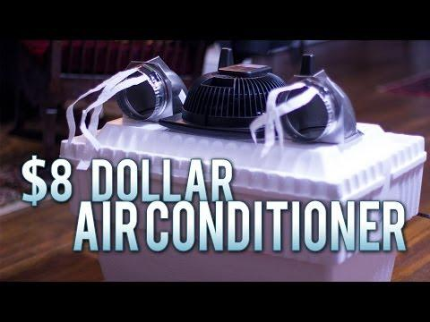 How To Build An Air Conditioner For $8