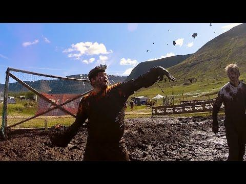 Icelandic Mud Football