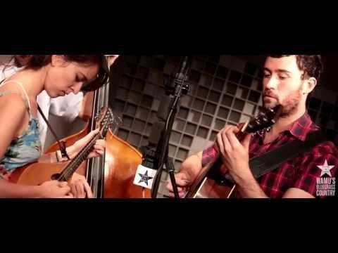 Haas Kowert Tice - Better Off [Live At WAMU's Bluegrass Country]