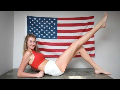 I've Got America's Longest Legs!
