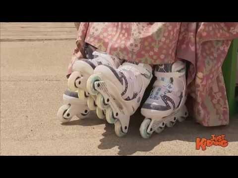 4 Feet Rollerblade Prank !