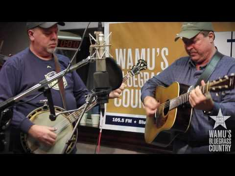 Russell Moore - My Window Faces the South [Live at WAMU's Bluegrass Country]