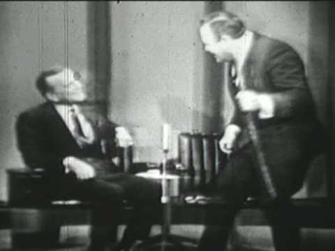 Jonathan Winters - The Stick - Apr 1964 Jack Paar