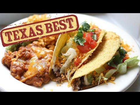 Texas Best - Mexican Food (Texas Country Reporter)