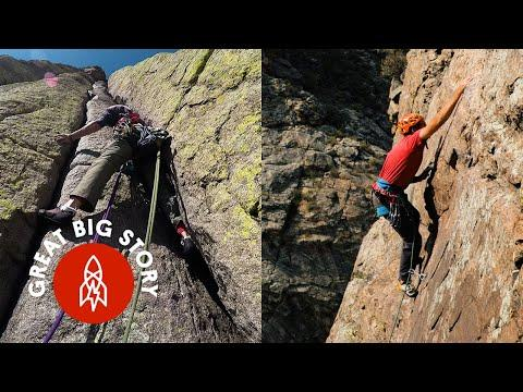 5 of the World's Most Daring Rock Climbers