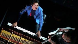 Classical pianist Lang Lang