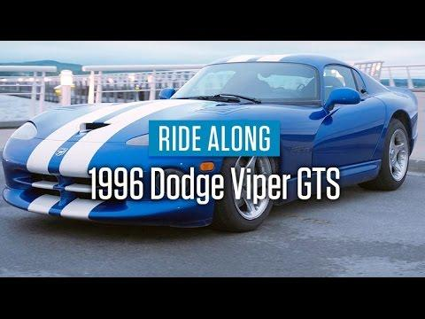 1996 Dodge Viper GTS | Ride Along
