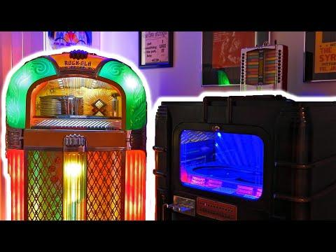 Jukebox Collector Video - Mad For Music