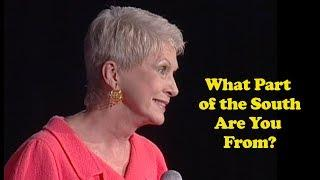 Jeanne Robertson | What Part of the South Are You From?