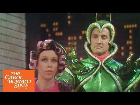 The Jolly Green Thing from The Carol Burnett Show (full sketch)