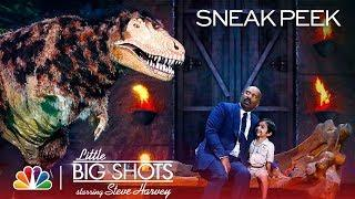 Little Big Shots - Leo's Amazing Dino Knowledge (Sneak Peek)