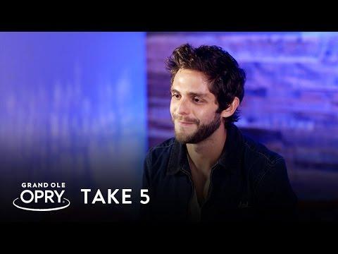 Thomas Rhett | Take 5 | Opry
