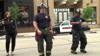 Rock County 911 - Uptown Funk Lip Dub Video