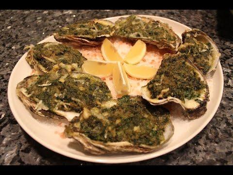 Oyster Rockefeller Recipe - OrsaraRecipes