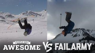 People Are Awesome vs. FailArmy - (Episode 7)