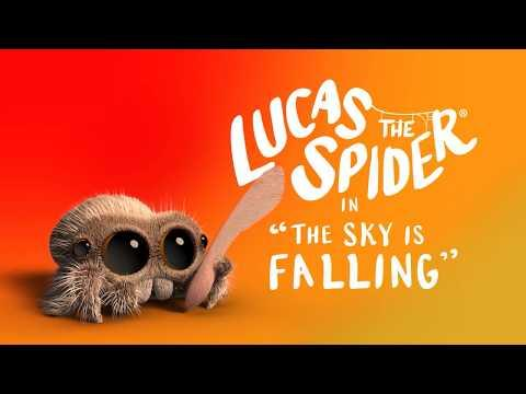 Lucas the Spider - The Sky is Falling