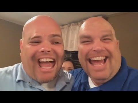 Using Face Swap On Twins. Your Daily Dose Of Internet
