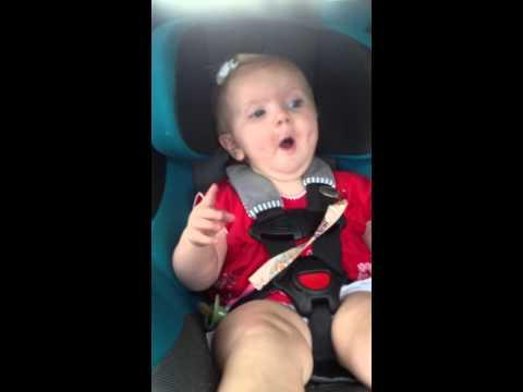 Baby Instantly Stops Crying When Katy Perry Sings!