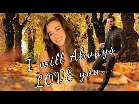 I Will Always Love You - Benedetta Caretta Cover video