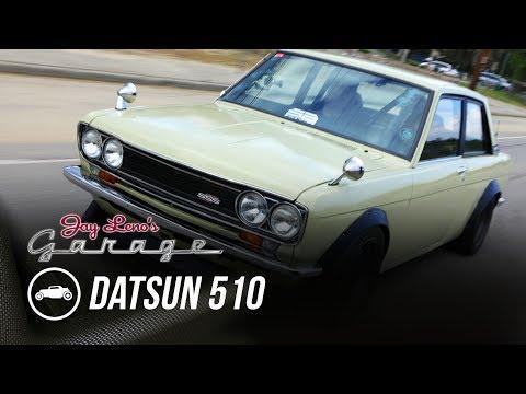 1970 Datsun 510 - Jay Leno's Garage