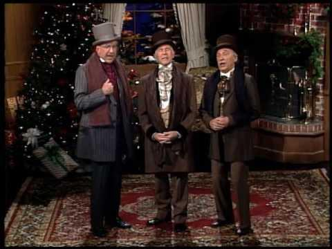 JOHNNY CARSON - THE TWELVE DAYS OF CHRISTMAS SONG!